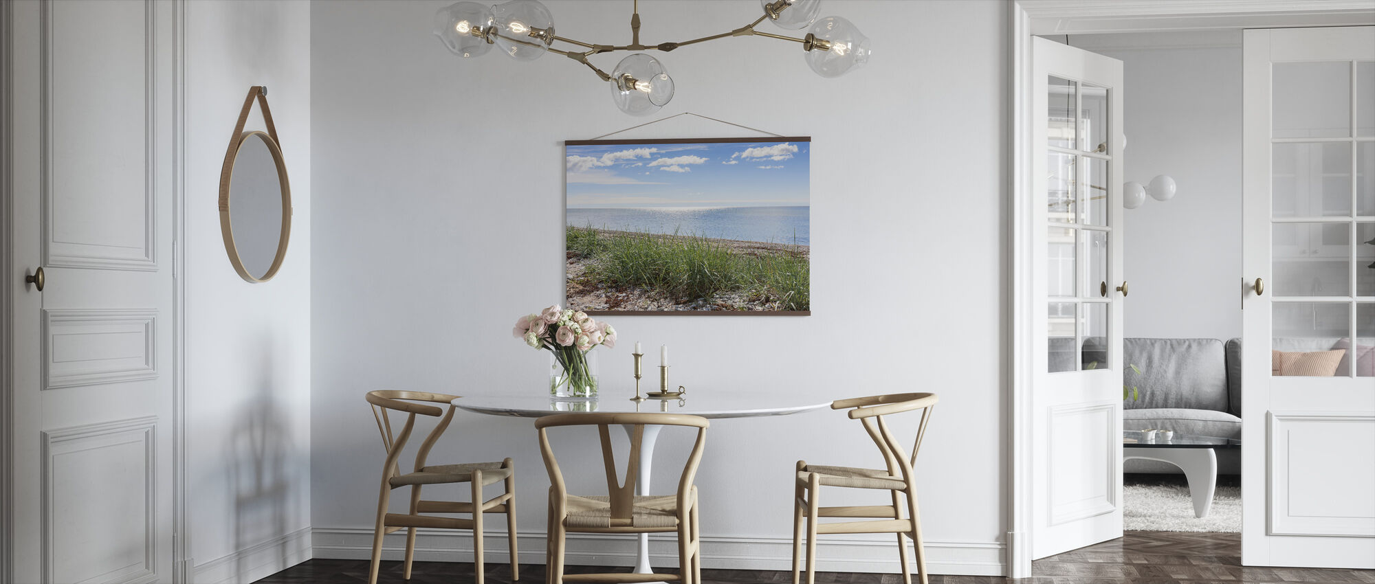 Gotland Beach - Poster - Kitchen