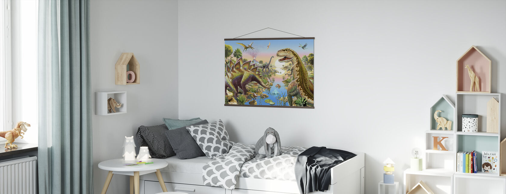 Jurassic - Poster - Kinderzimmer