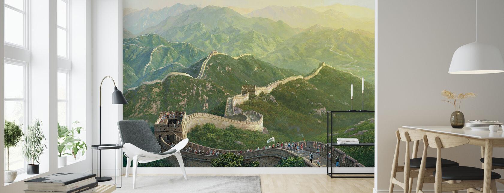 Kinesiska Muren - Tapet - Vardagsrum
