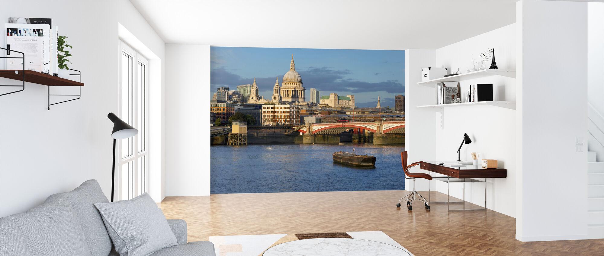City of London Panorama - Wallpaper - Office