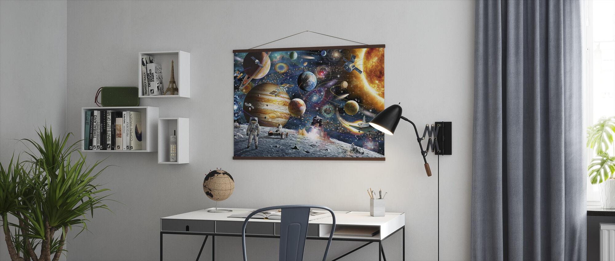 Rymd Odysséen - Poster - Kontor