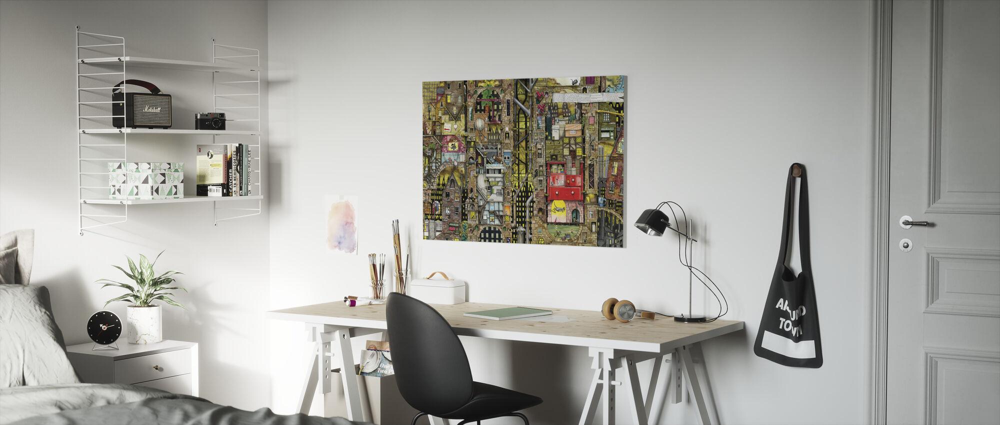 Peper Dromen - Canvas print - Kinderkamer