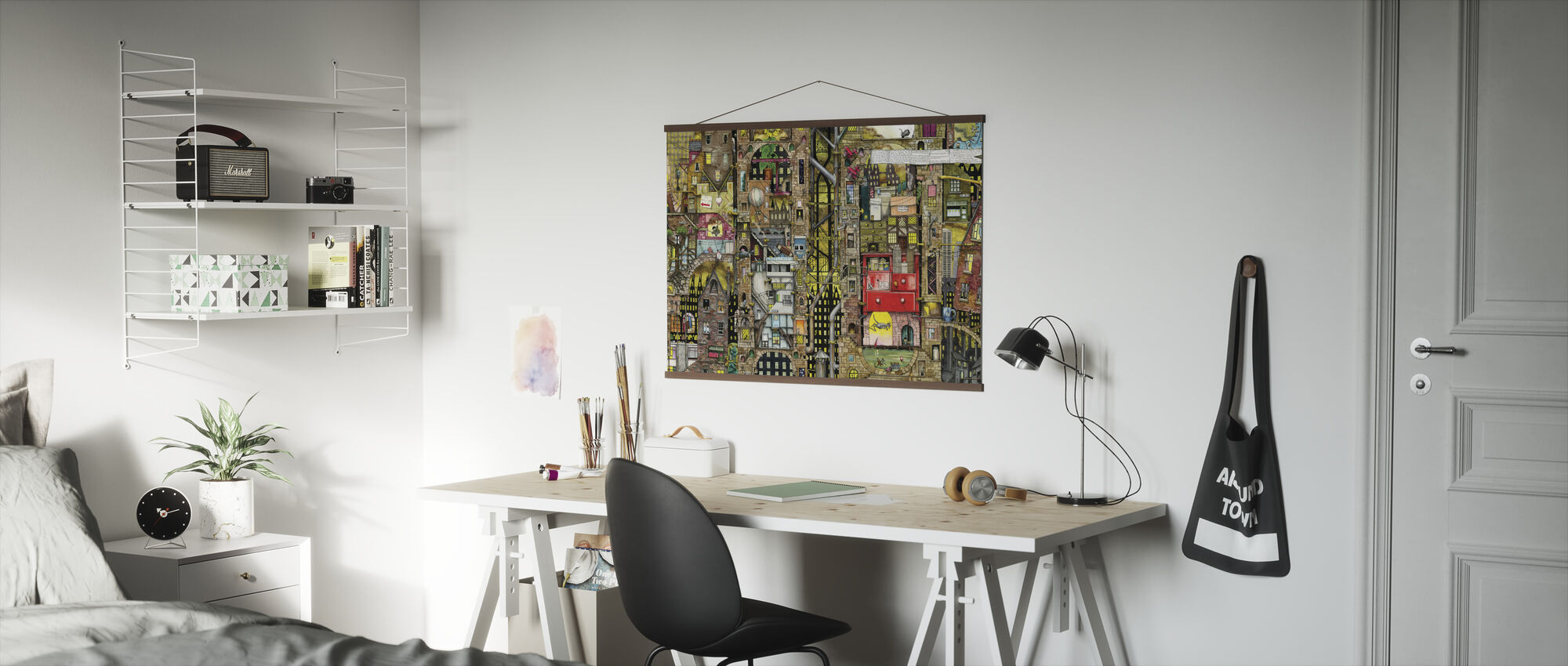 Pepper Dreams - Poster - Office