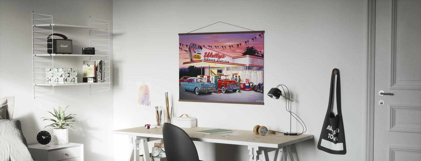 Wallys - Poster - Kontor