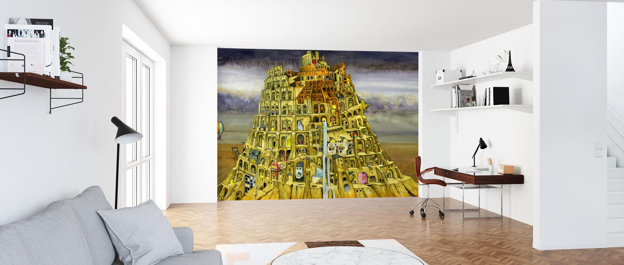 Babel - Wallpaper - Office