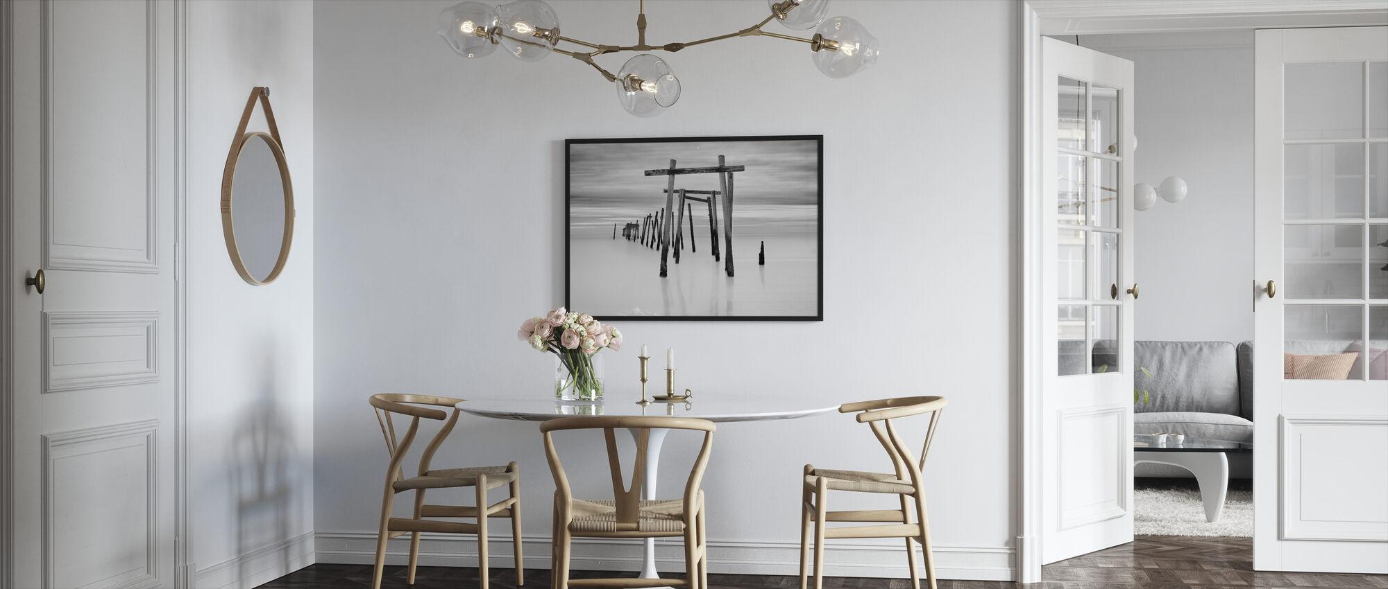 Pi Again - Framed print - Kitchen