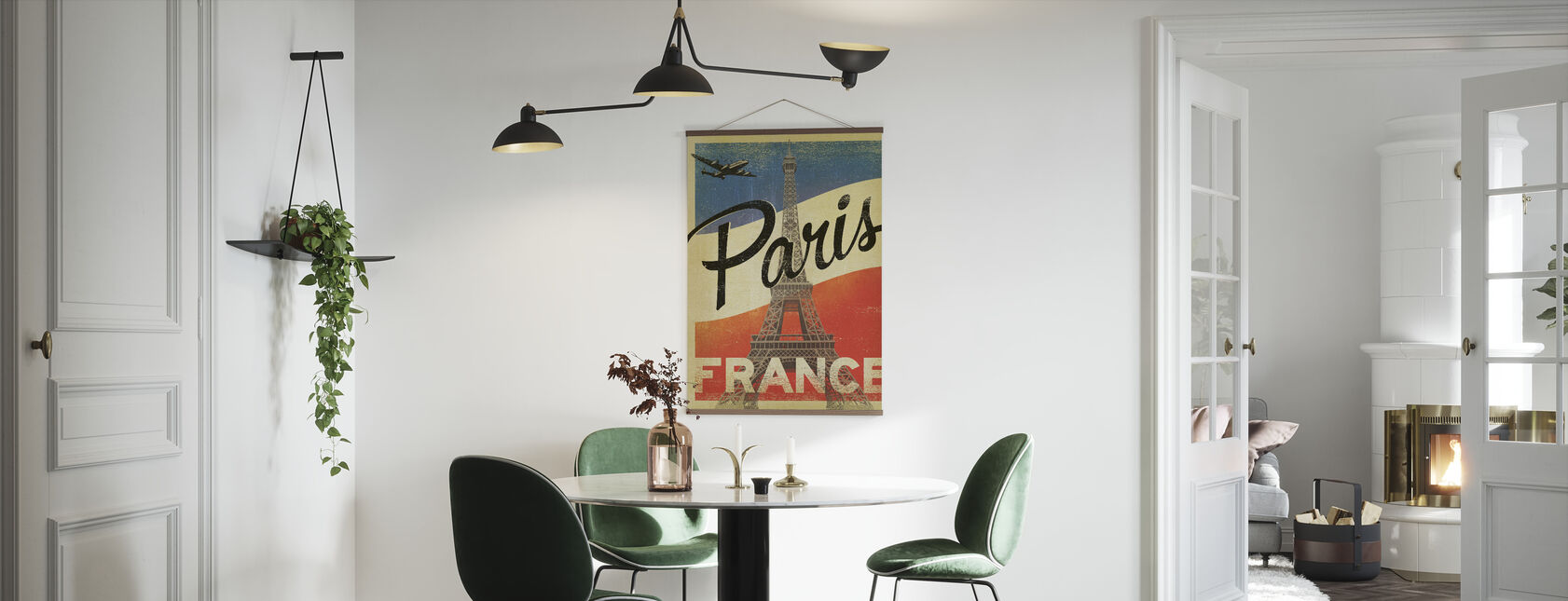 Paris - Poster - Küchen