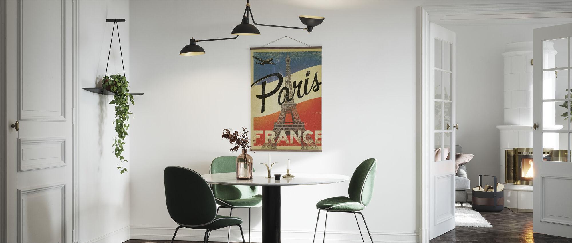 Paris - Poster - Kitchen