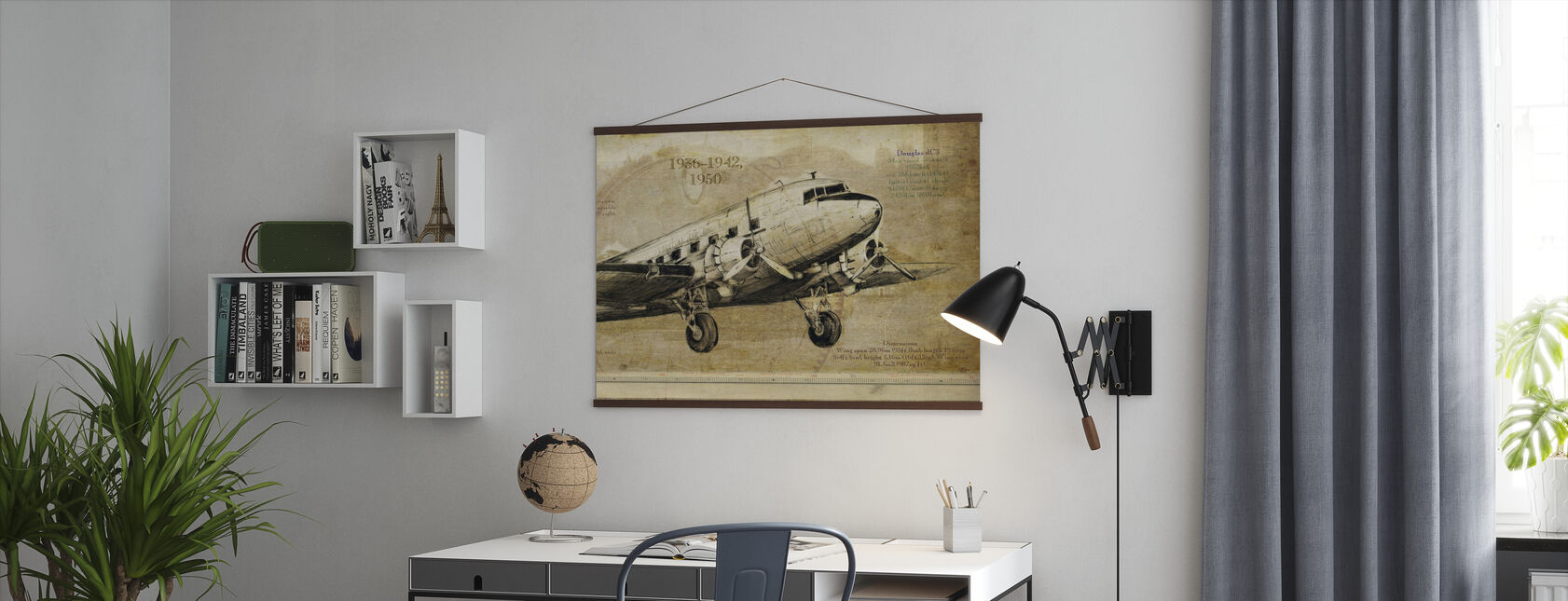 Airplane - Poster - Office