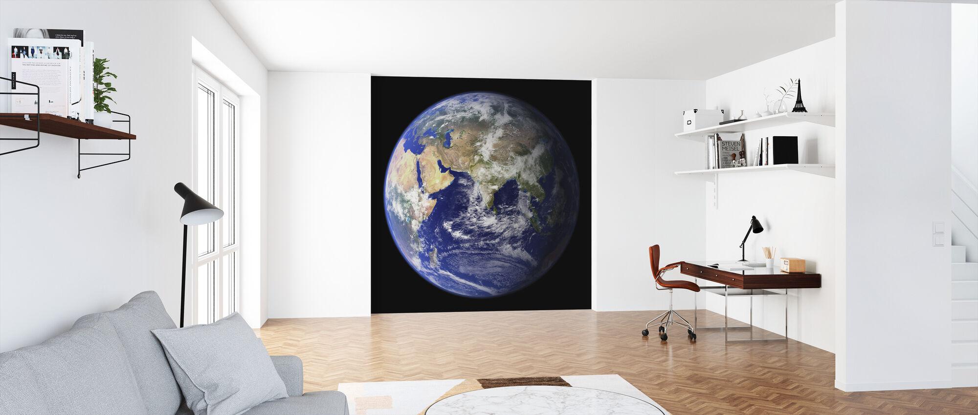 Earth - Wallpaper - Office