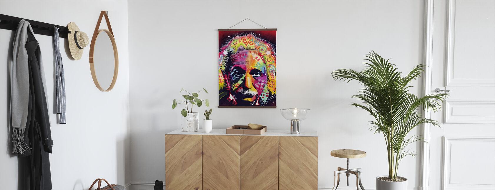 Einstein 2 - Poster - Flur