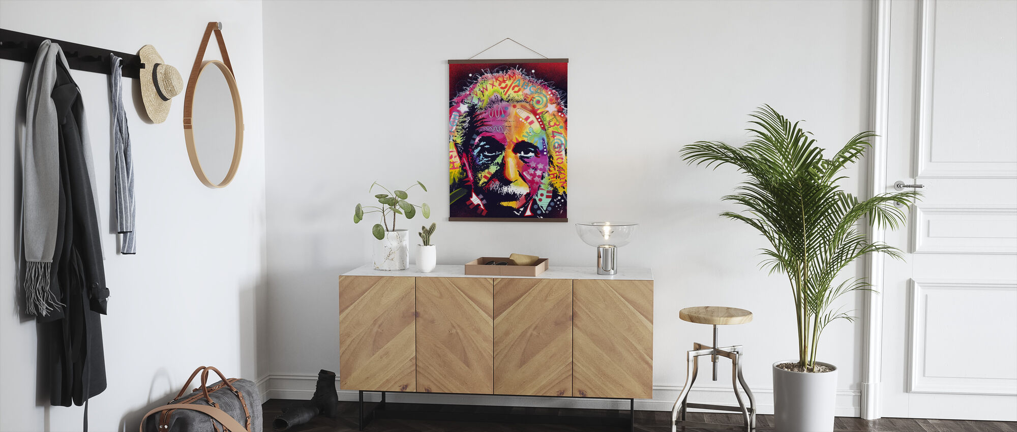 Einstein 2 - Poster - Hall