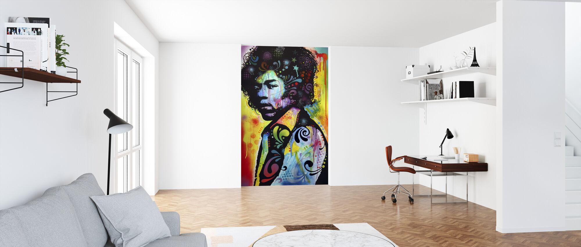 Hendrix - Tapet - Kontor