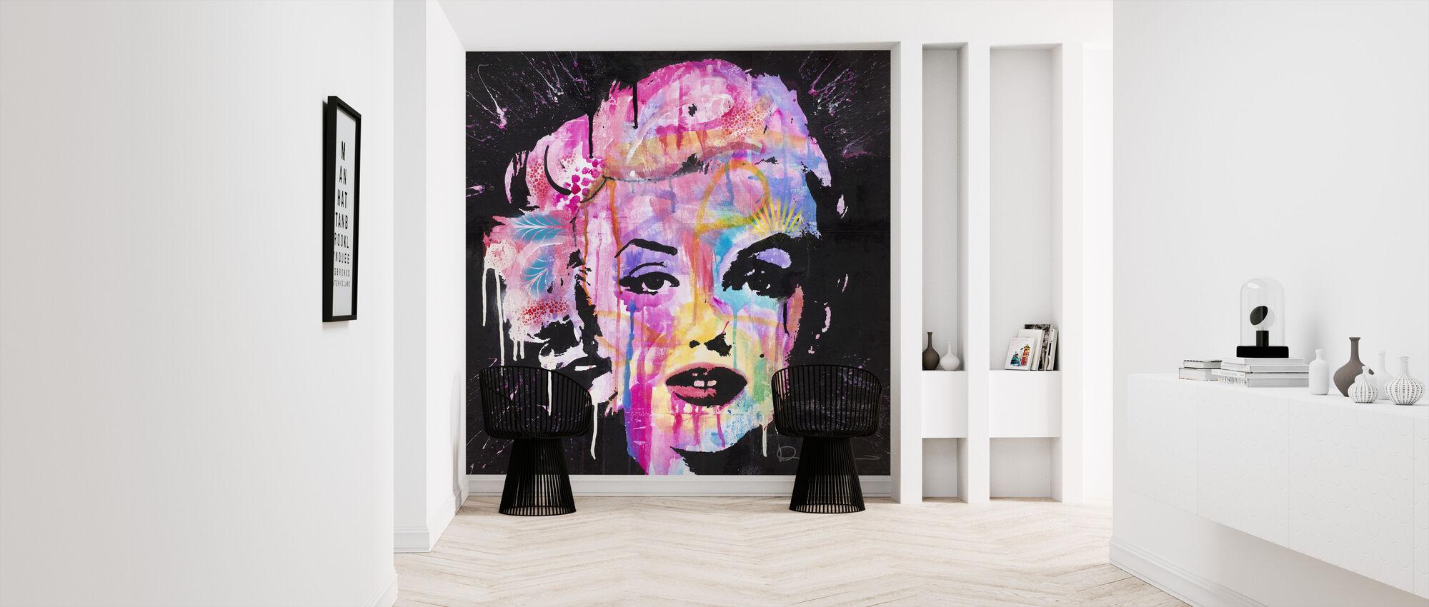 Marilyn - Tapete - Flur