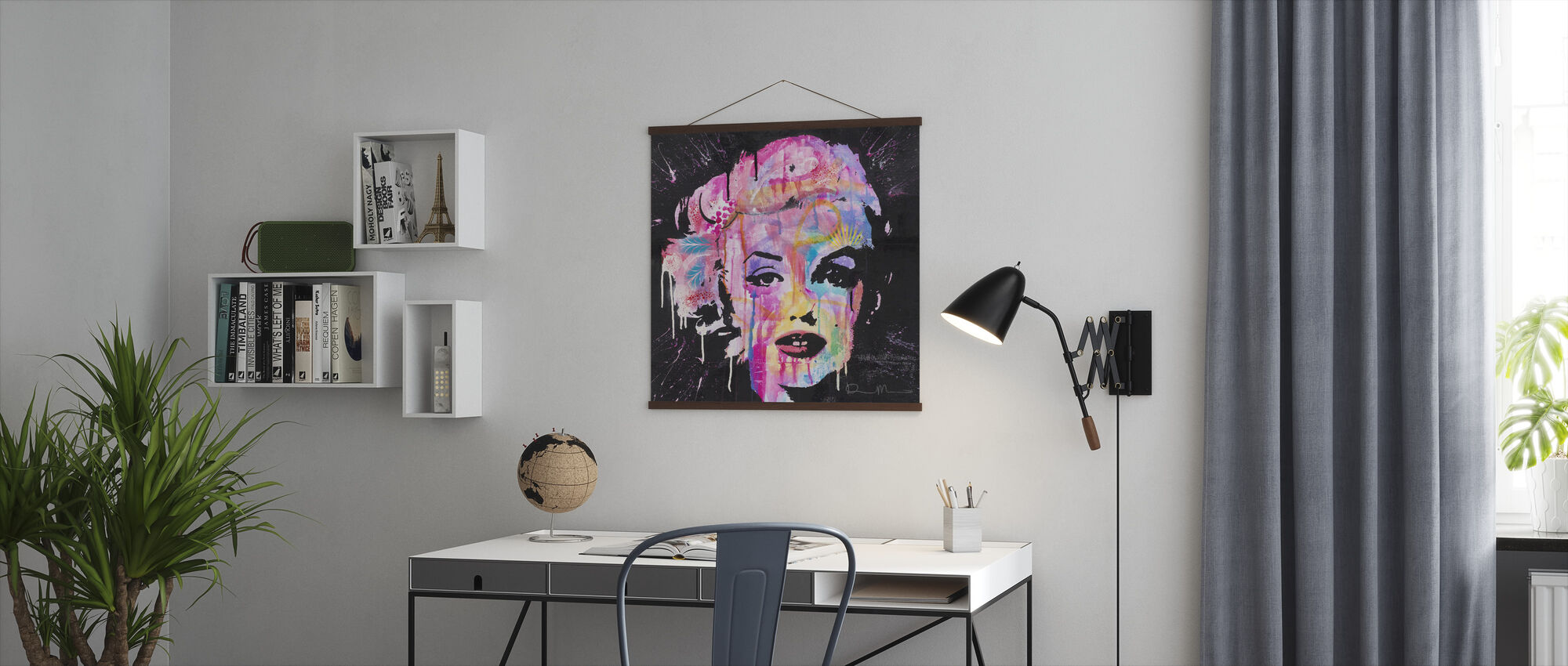 Marilyn - Poster - Office