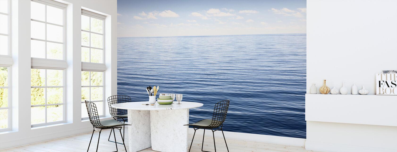 Endloses Meer - Tapete - Küchen