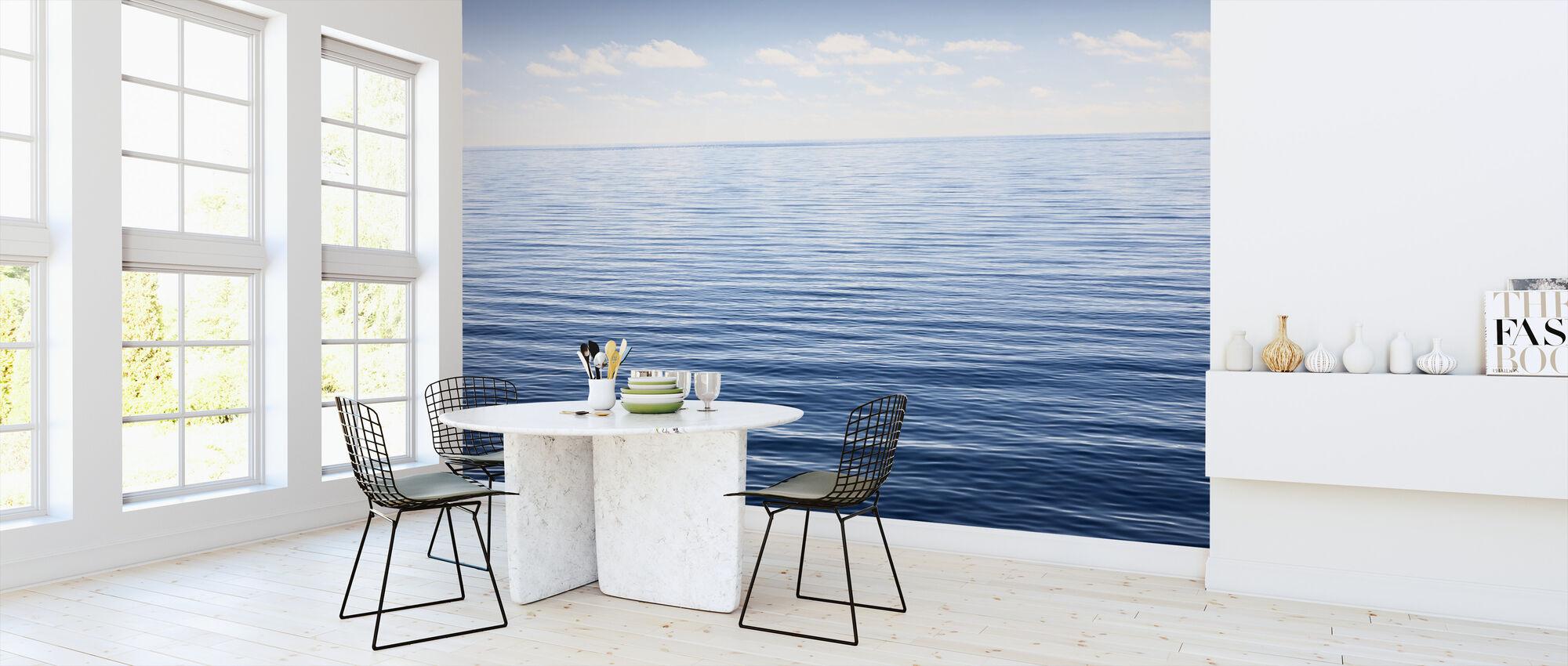 Endless Sea - Wallpaper - Kitchen
