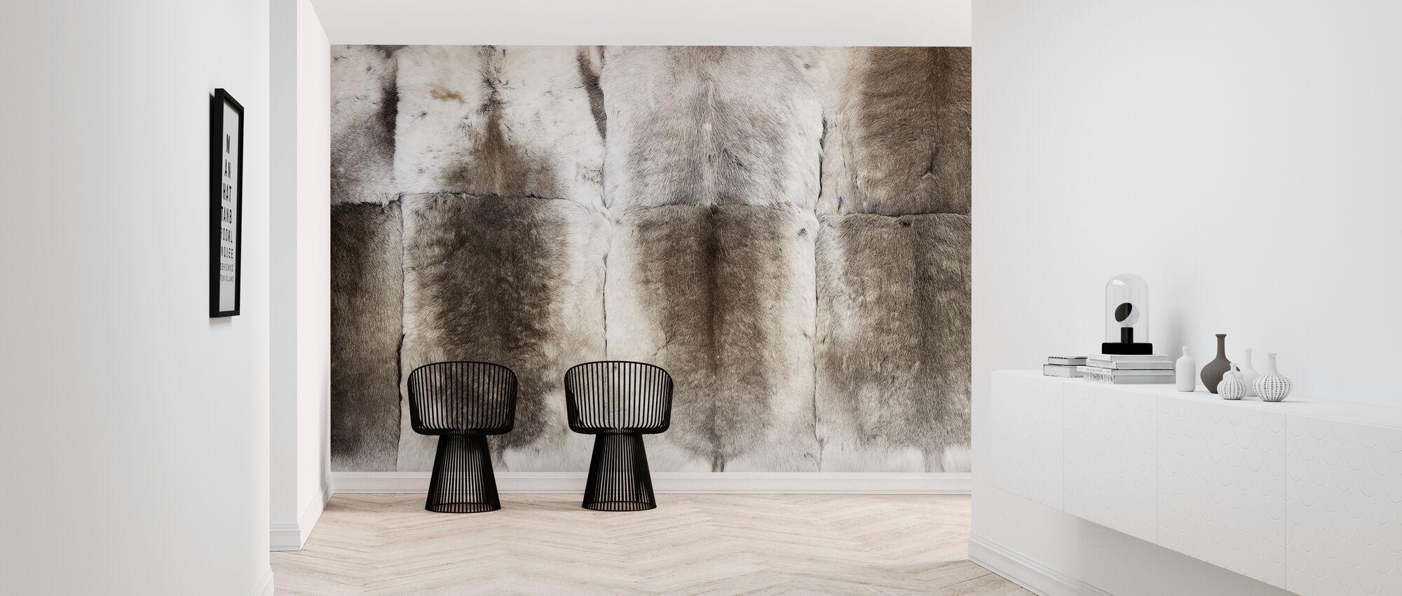 Reindeer Fell - Wallpaper - Hallway