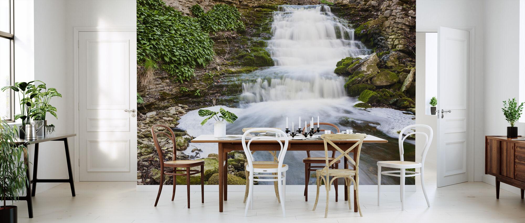 River, Gotland - Wallpaper - Kitchen