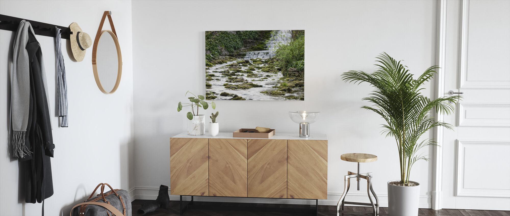 Troll River - Canvas print - Hallway