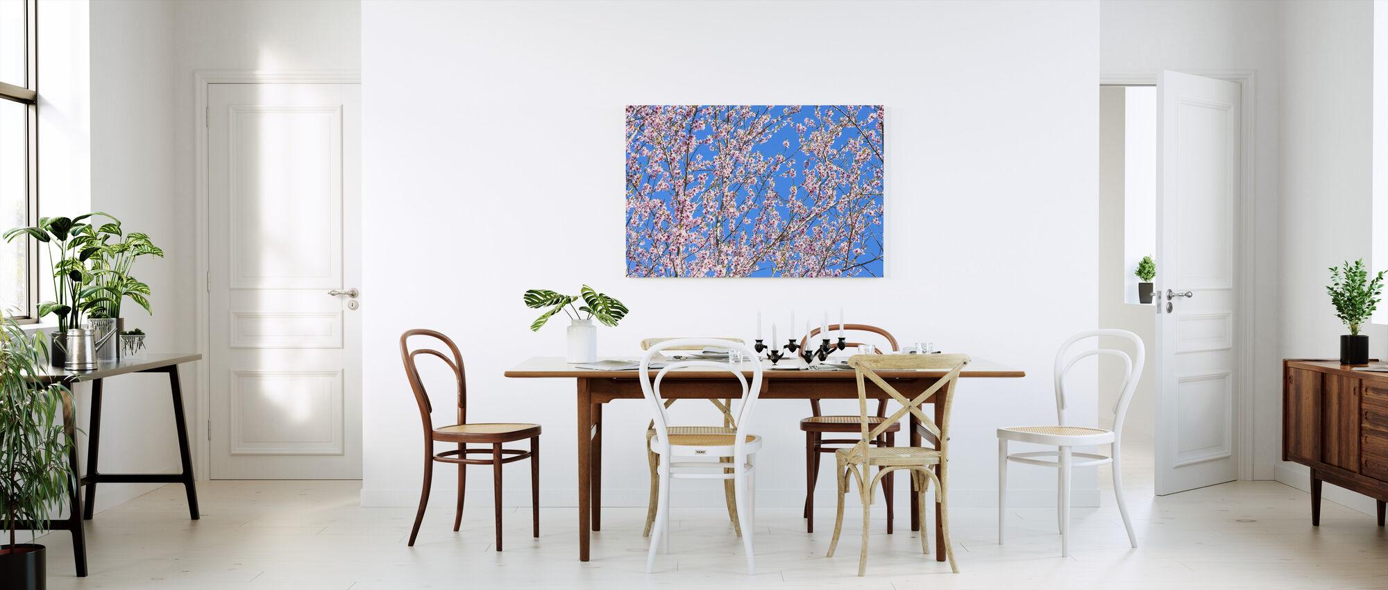 Cherry Blossom Tree - Canvas print - Kitchen