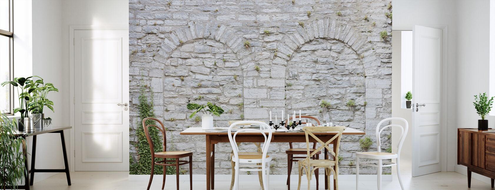 Arch Ruin - Wallpaper - Kitchen