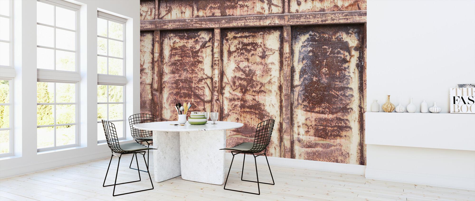 Rusten - Tapet - Kjøkken