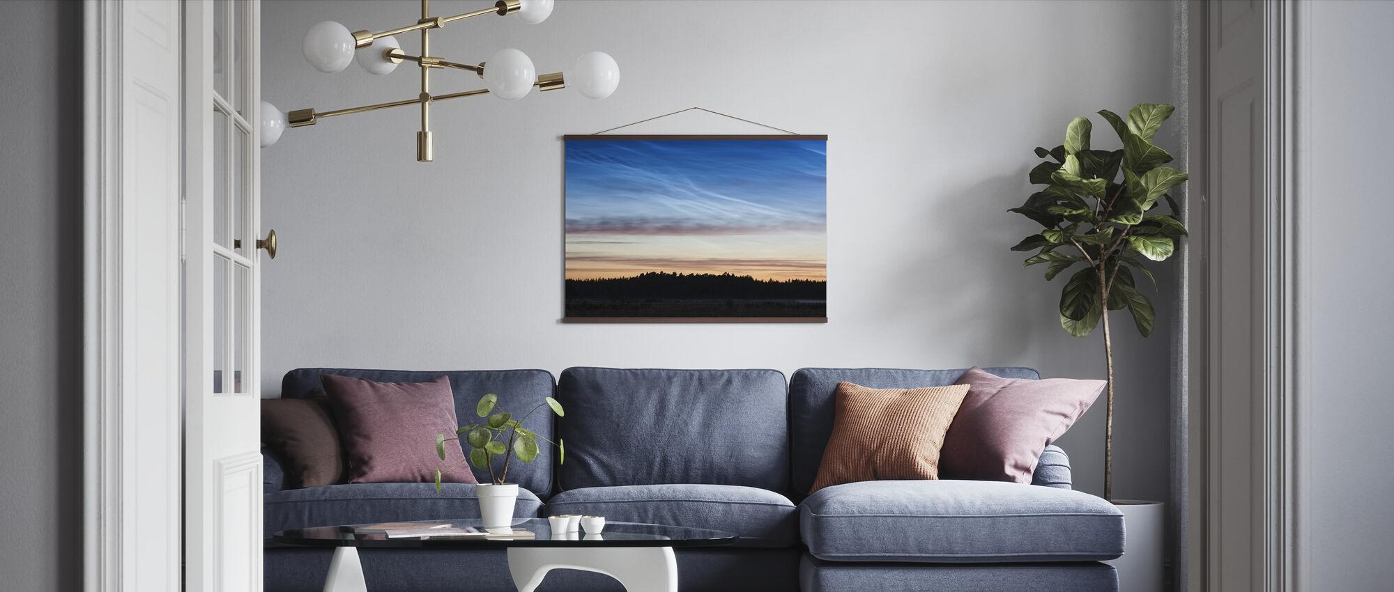 Gotland Twilight - Poster - Living Room