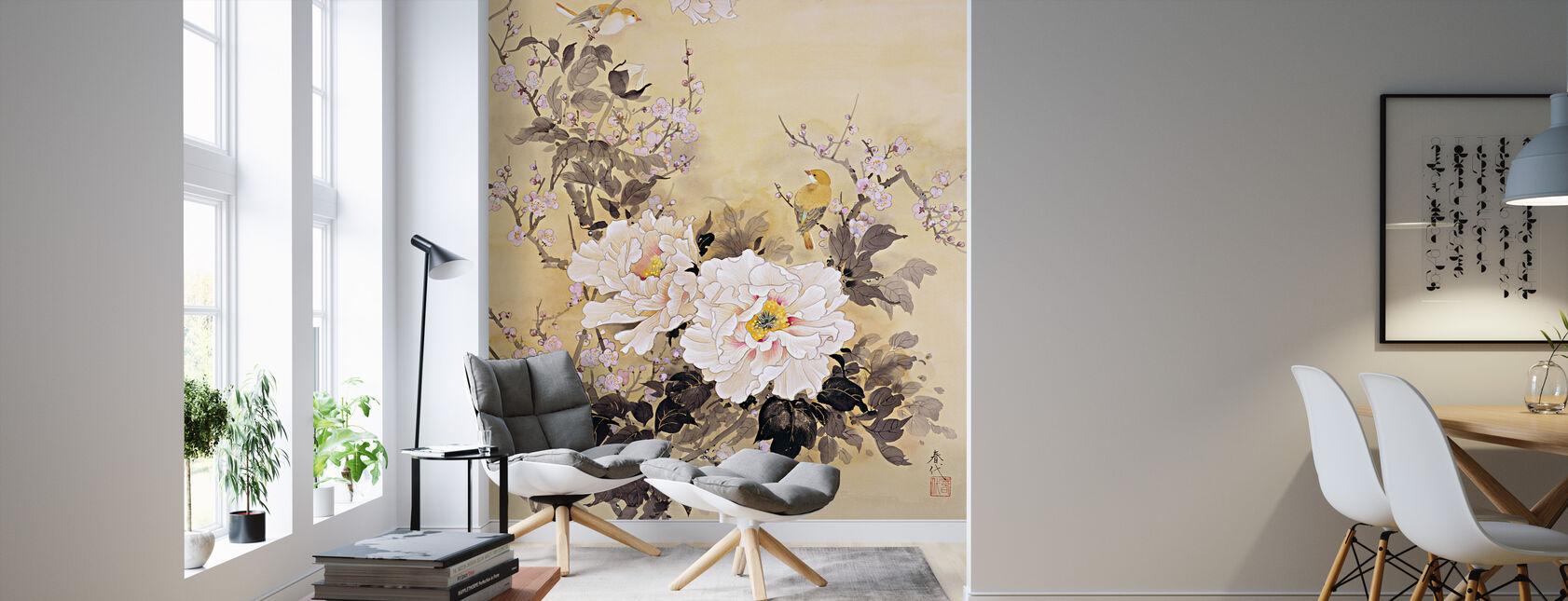 Forår Blossom - Tapet - Stue