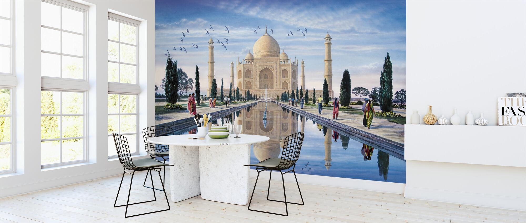 Taj Mahal - Tapetti - Keittiö