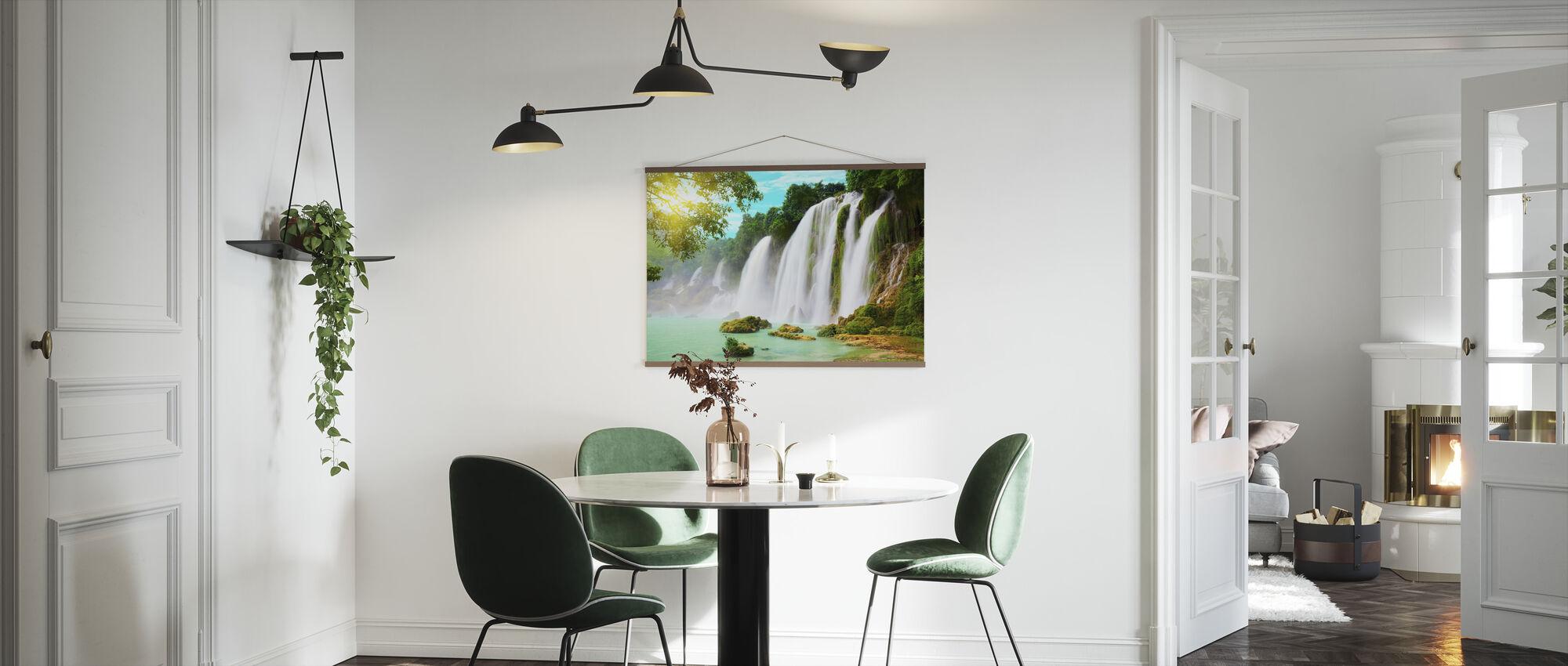 Detian Waterfall - Poster - Kitchen