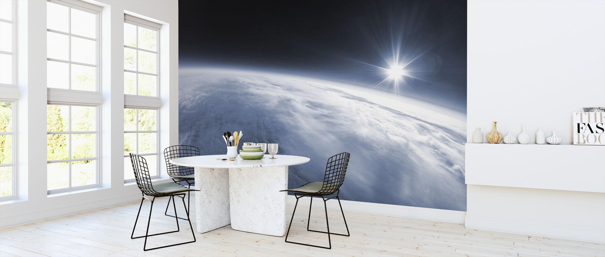 Lähellä Space - Tapetti - Keittiö