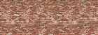 Fototapet - Old Brick Wall Red