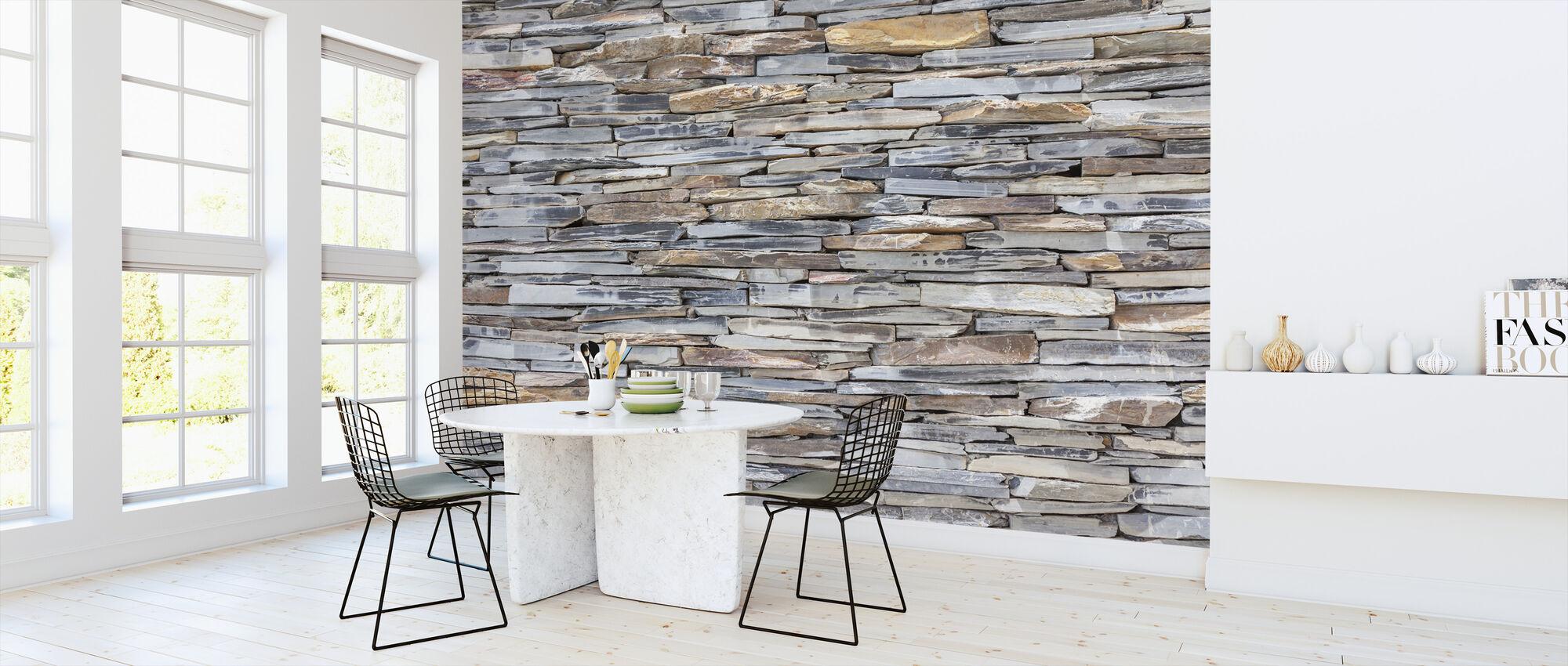 Stein Wall pastell - Tapet - Kjøkken