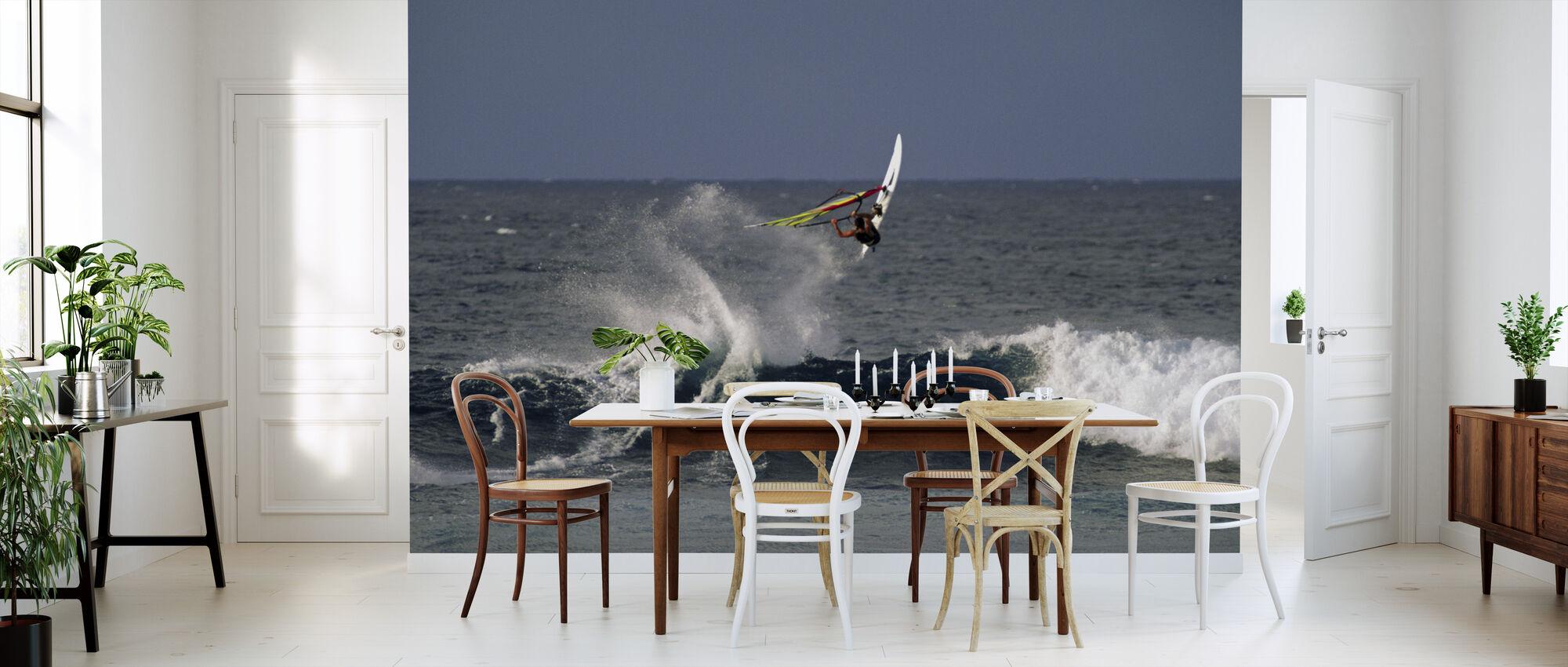 Windsurfer im Hookipa Beach Park - Tapete - Küchen