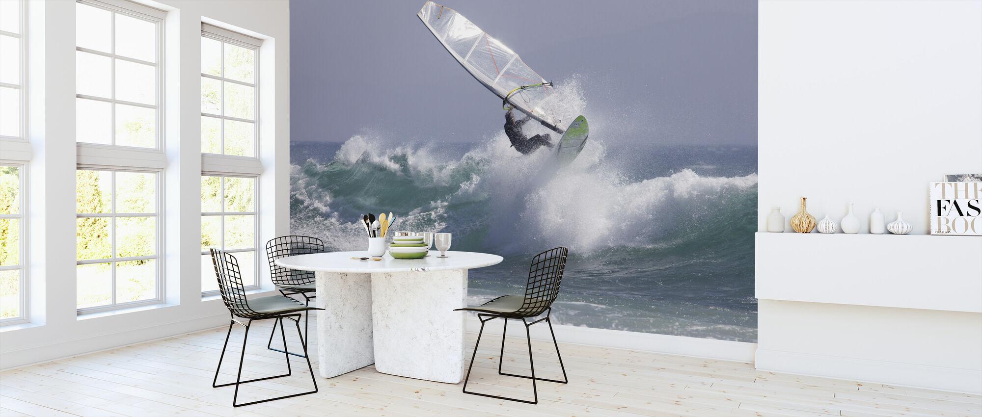 Windsurfing - Wallpaper - Kitchen