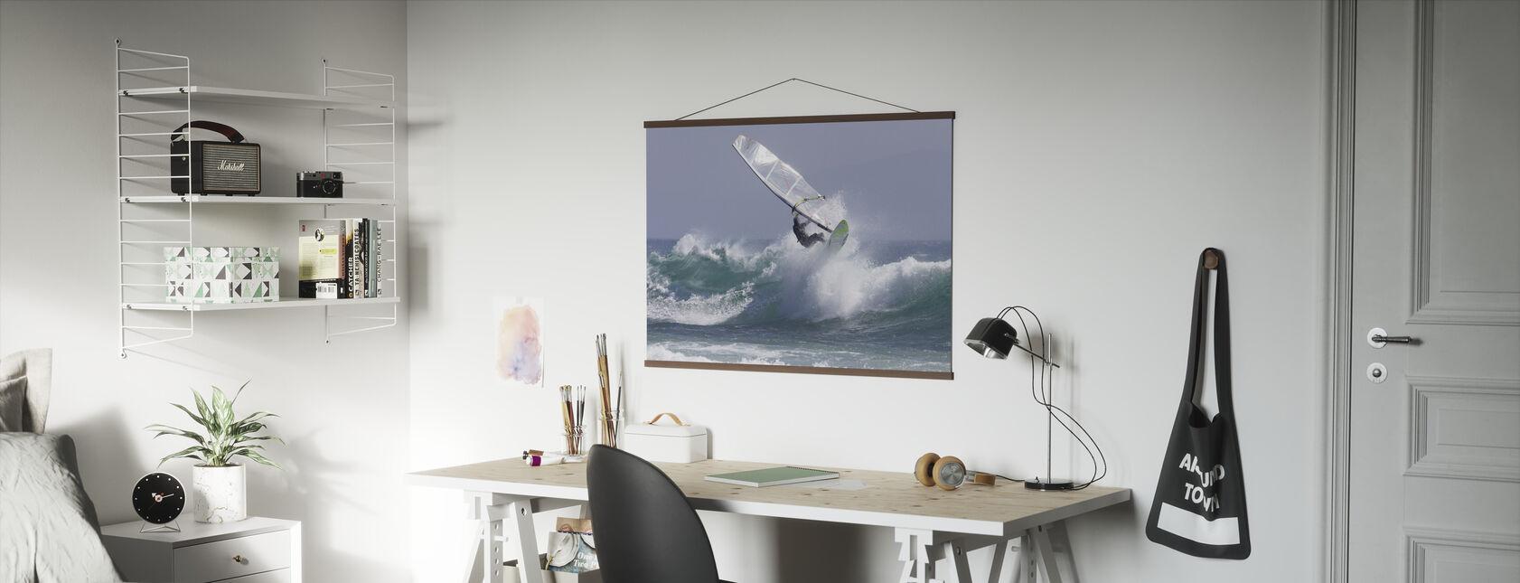 Windsurfing - Plakat - Biuro