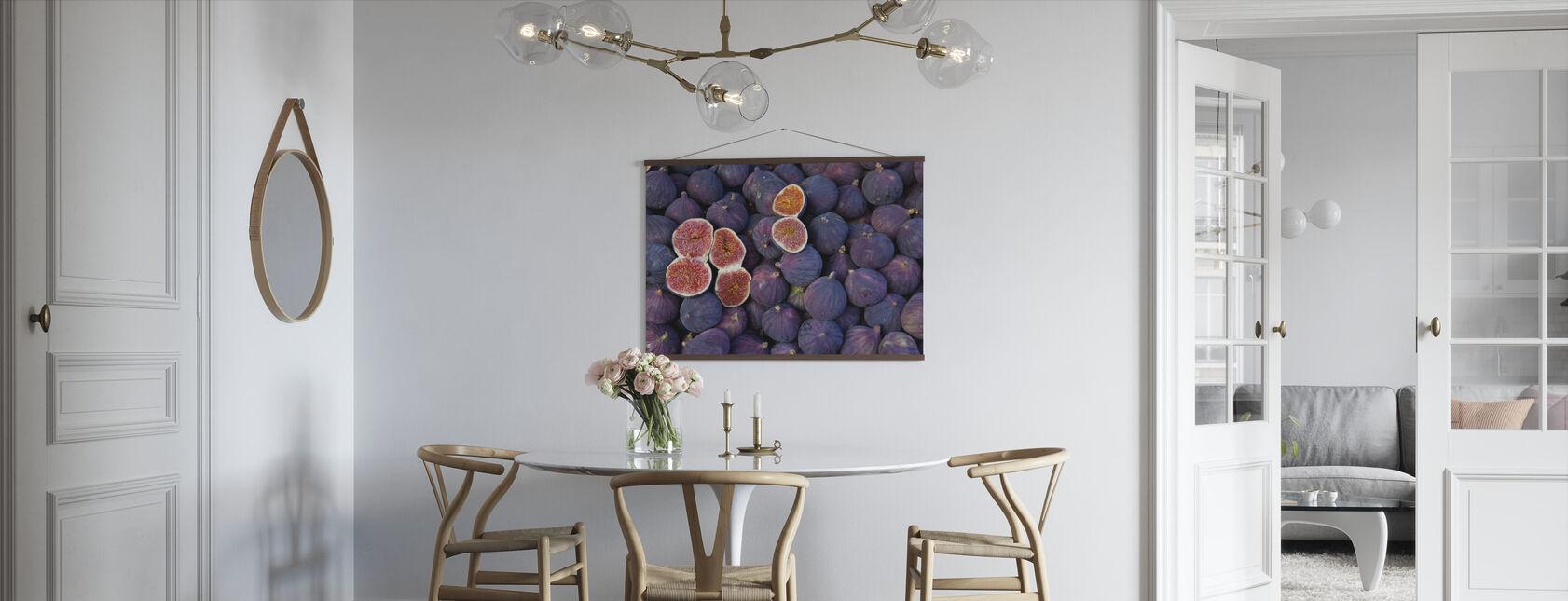 beautiful Figs - Poster - Kitchen