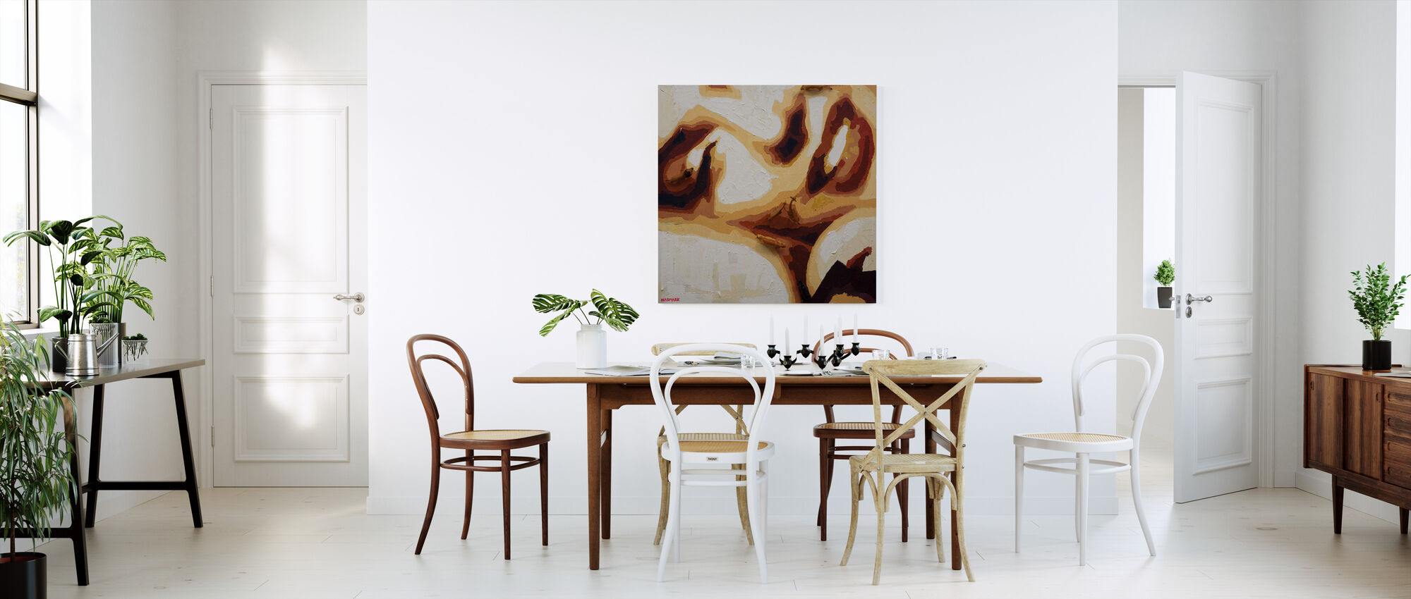 Dreaming about - Canvas print - Kitchen