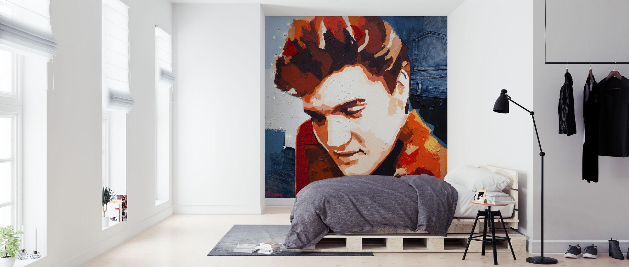 I Never Really Left - Wallpaper - Bedroom
