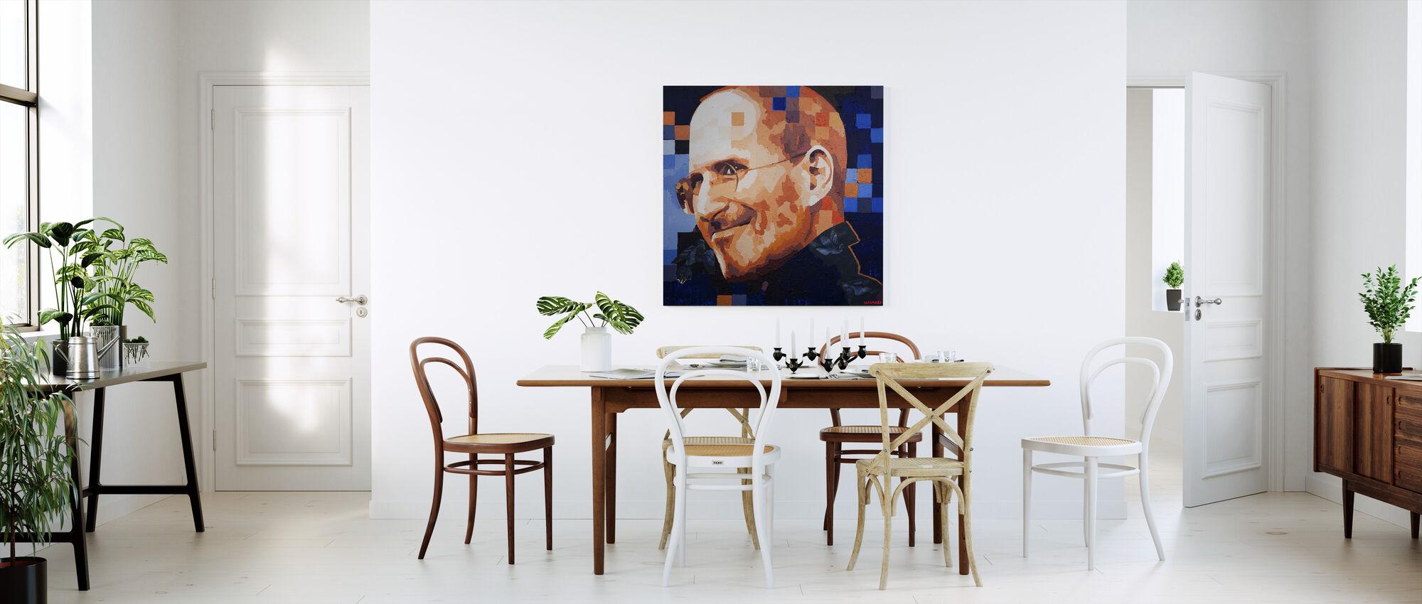 I Phone Home - Canvas print - Kitchen