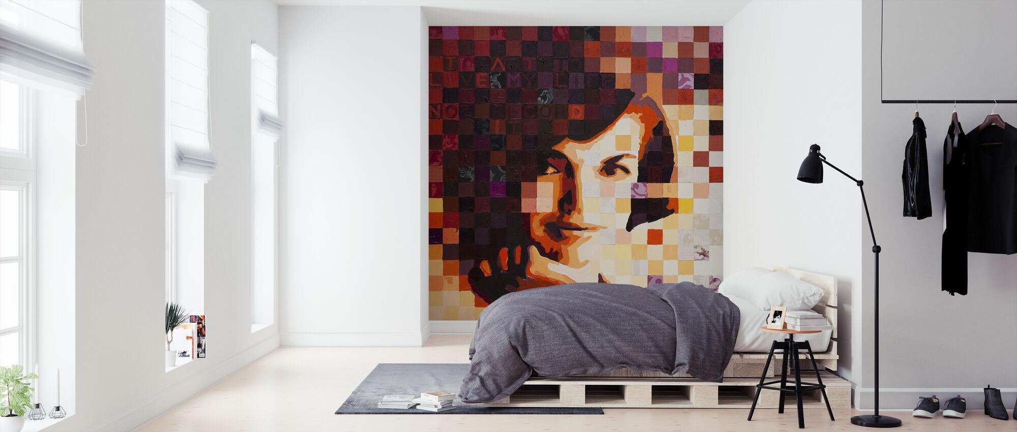 US Queen - Wallpaper - Bedroom