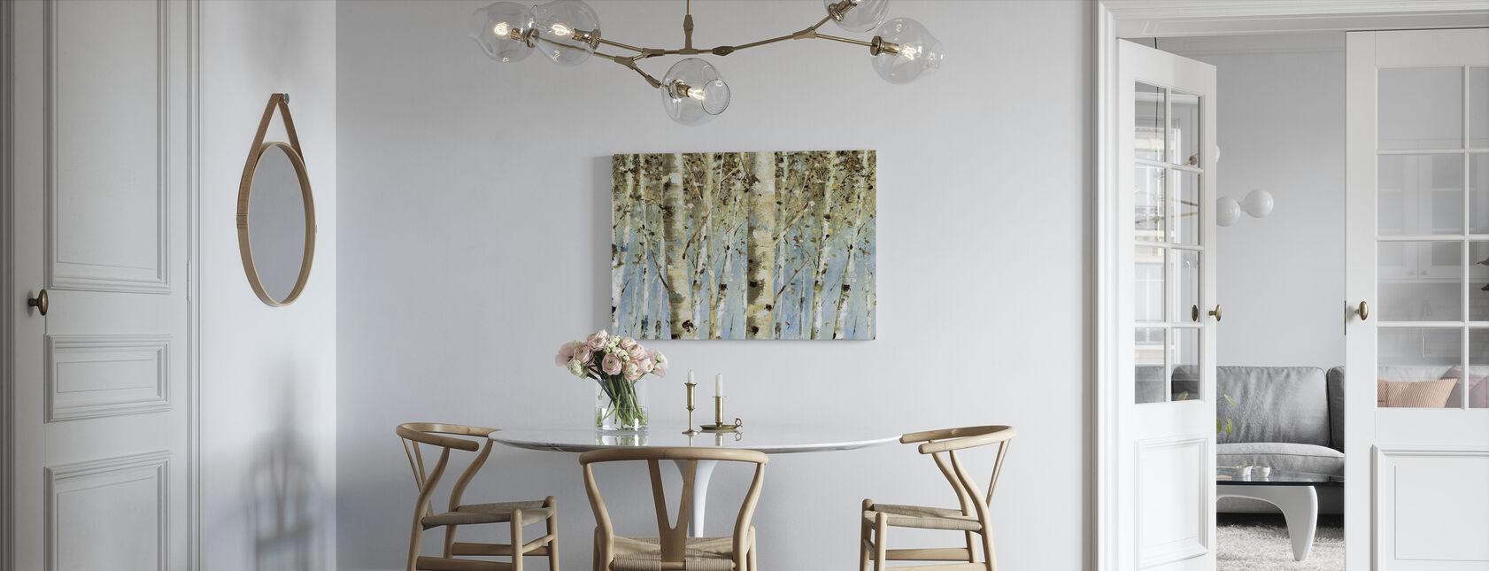 Light Forest - Canvas print - Kitchen