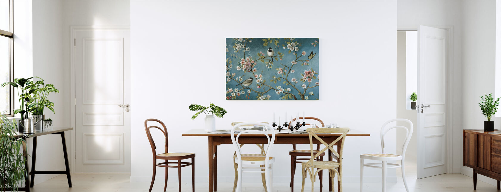 Blossom - Canvas print - Kitchen