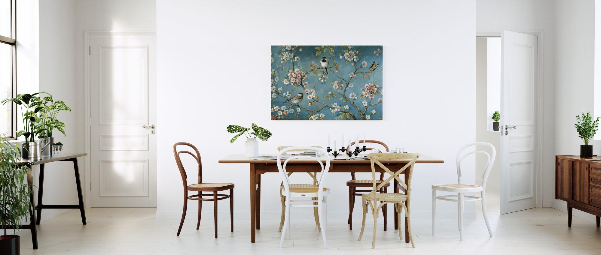 Blossom - Canvas print - Kitchen