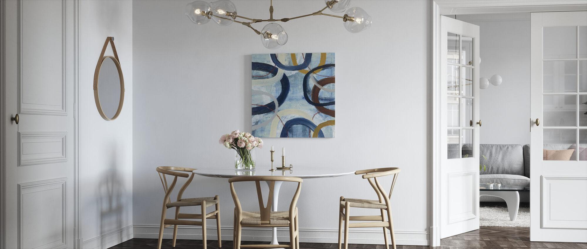 Dwell 2 - Canvas print - Kitchen
