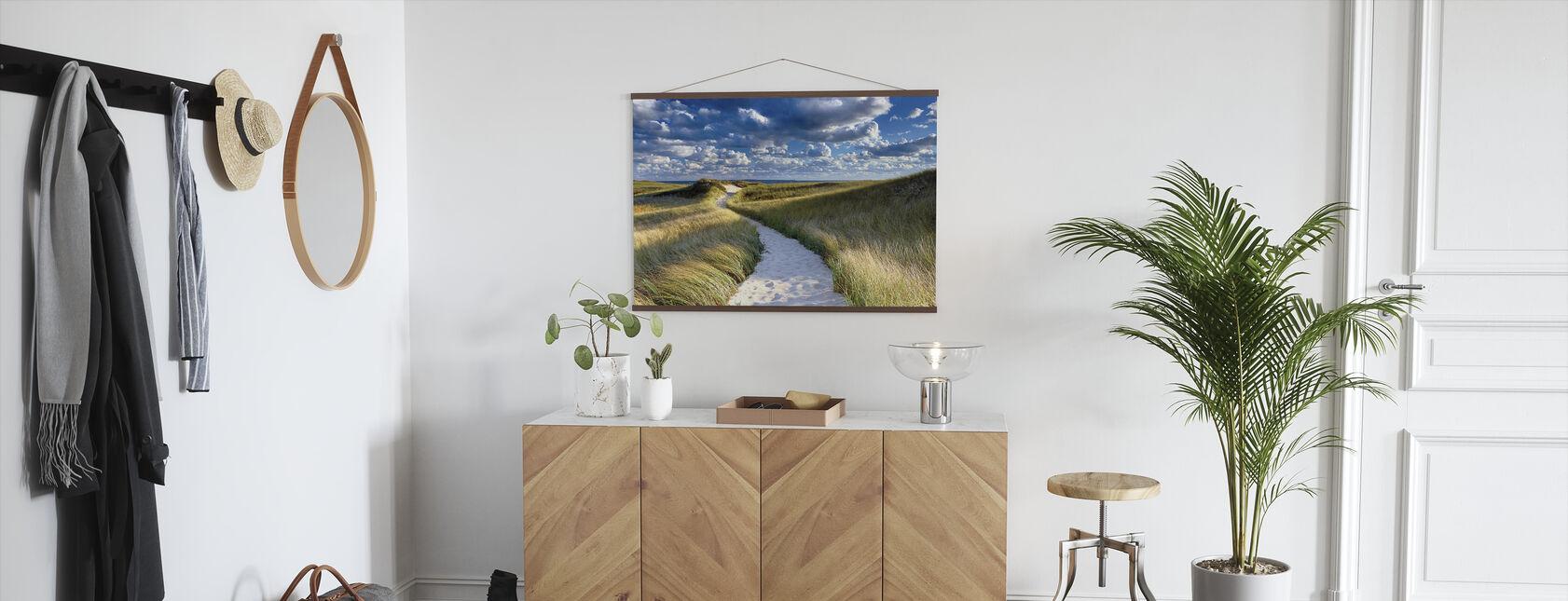 Philbin Beach - Poster - Hallway