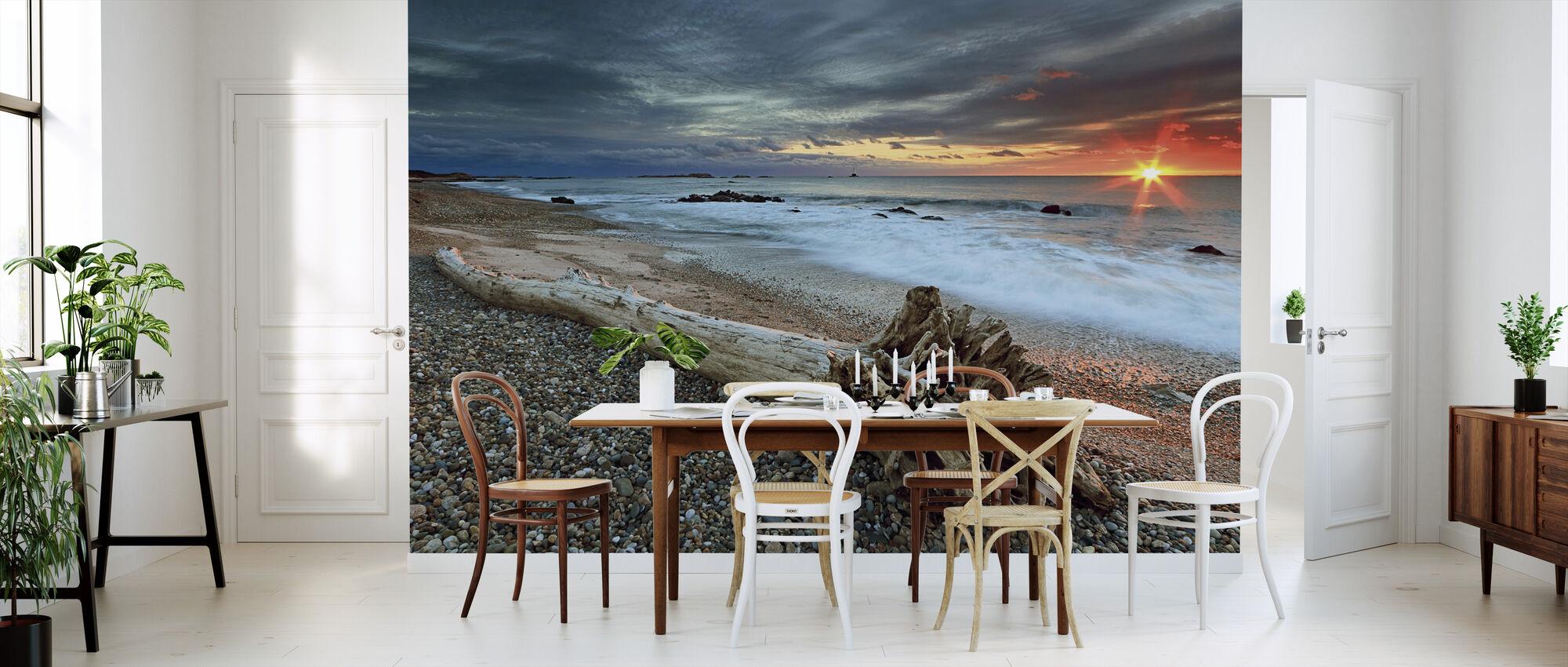 sakonnet driftwood mit fototapeten einrichten photowall. Black Bedroom Furniture Sets. Home Design Ideas