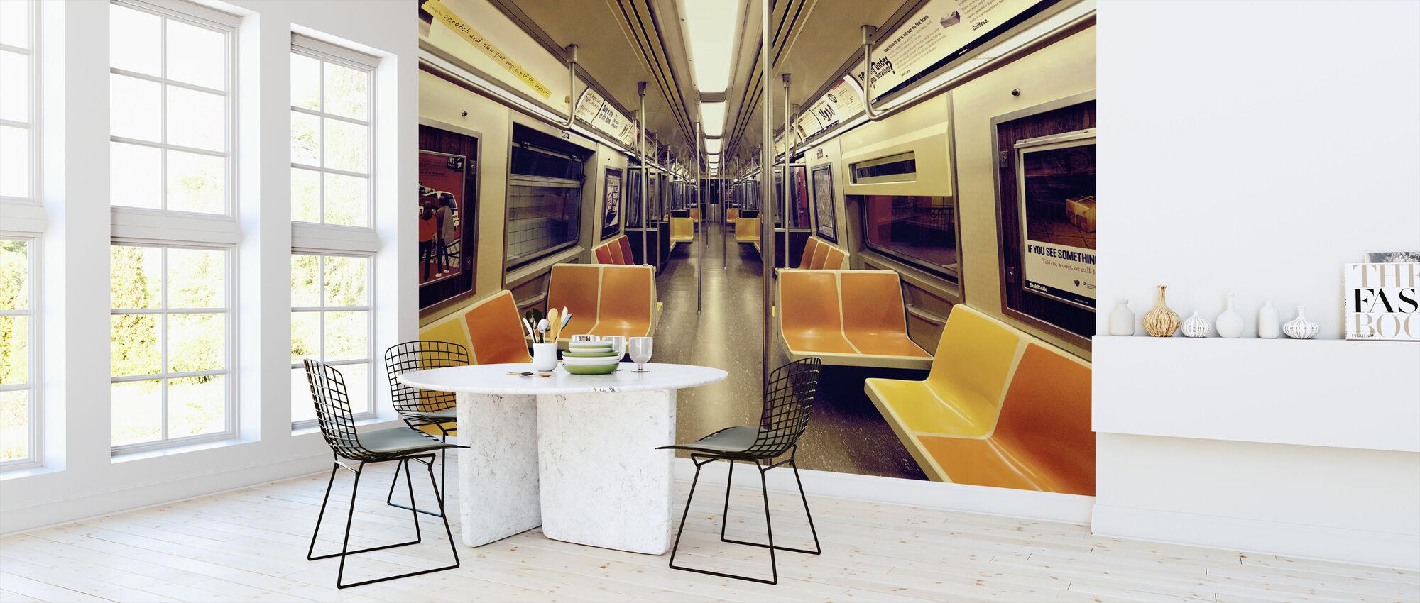 Soul Train - Wallpaper - Kitchen