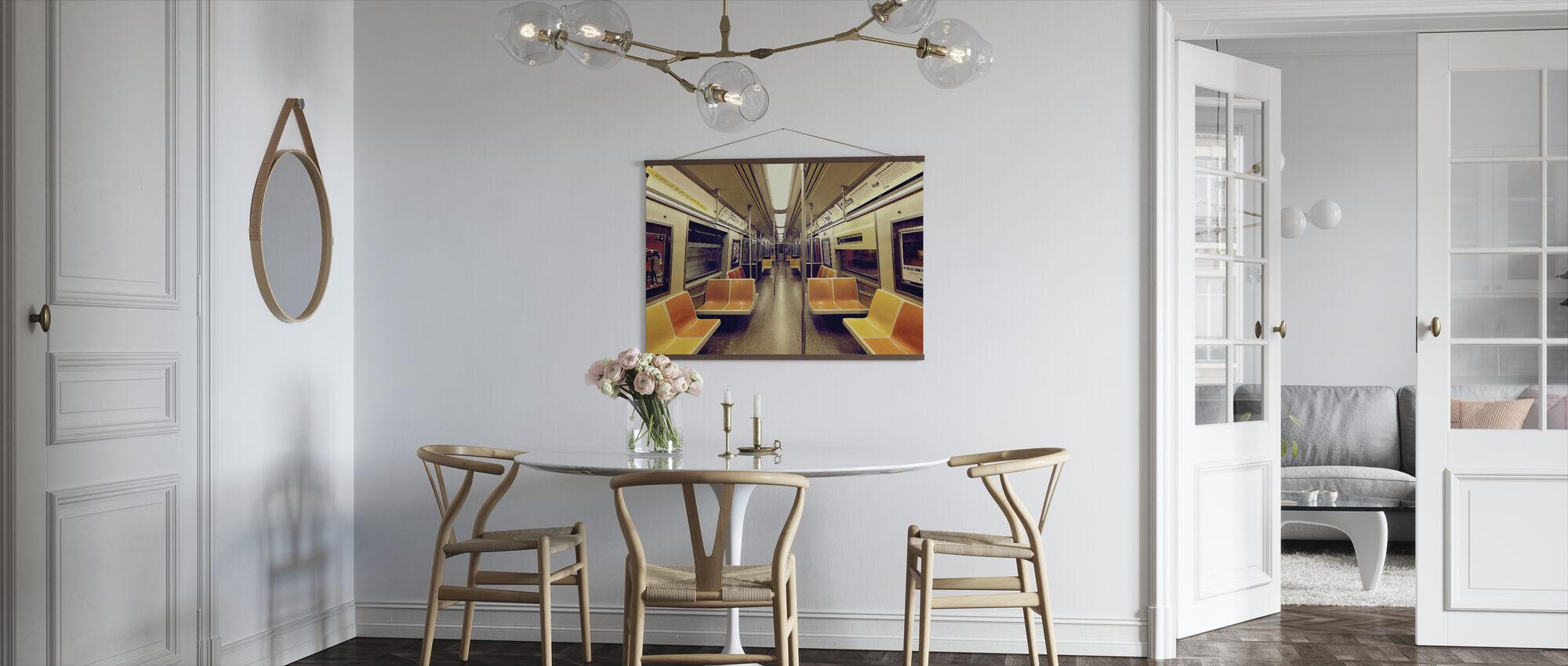 Soul Train - Poster - Kitchen